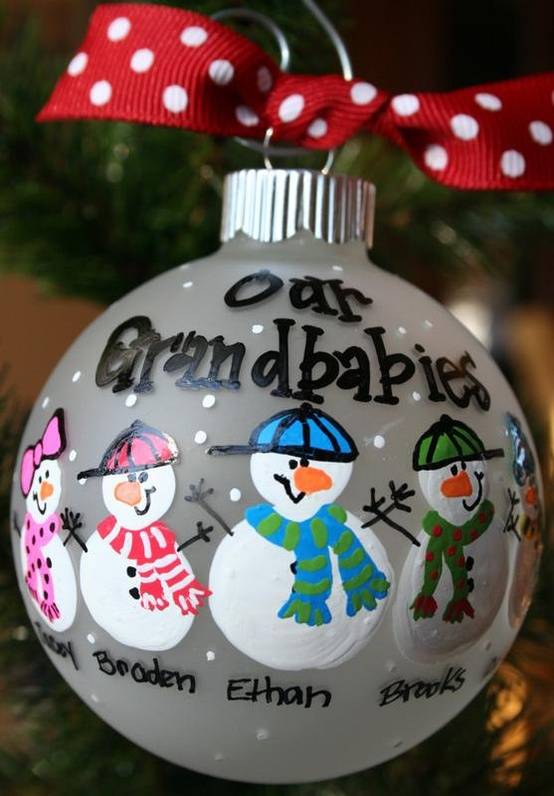 Fun And EASY Christmas Ornaments To Make With Your Kids
