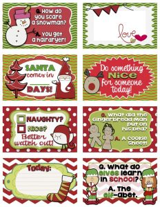 graphic relating to Elf on the Shelf Printable Notes known as 40 Elf upon The Shelf Suggestions, Notes, Poems, and Jokes! Fantastic